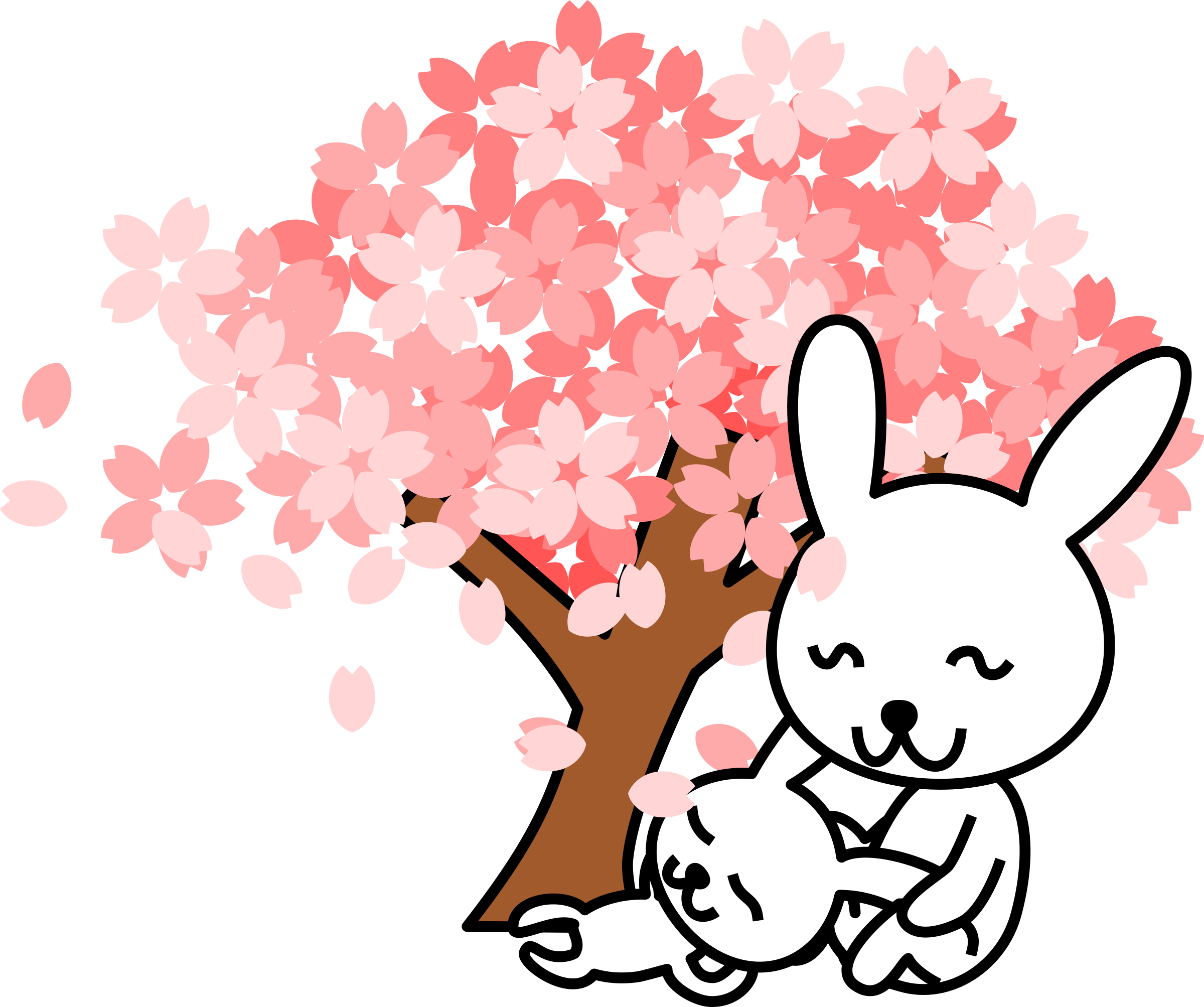 Blossom clipart cute. Japanese cherry at getdrawings