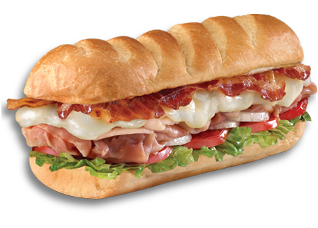 Blt baguette png. Firehouse subs yummy club