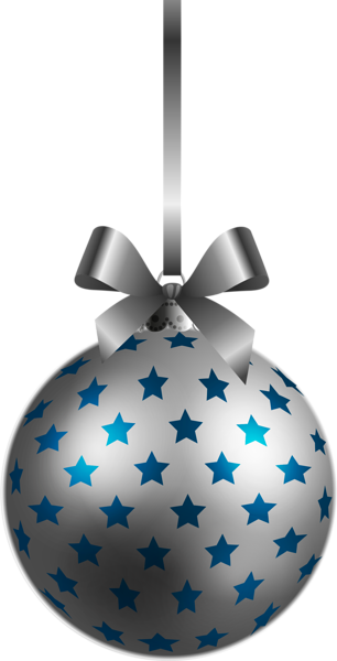 Blue and silver ornaments png. Http favata rssing com