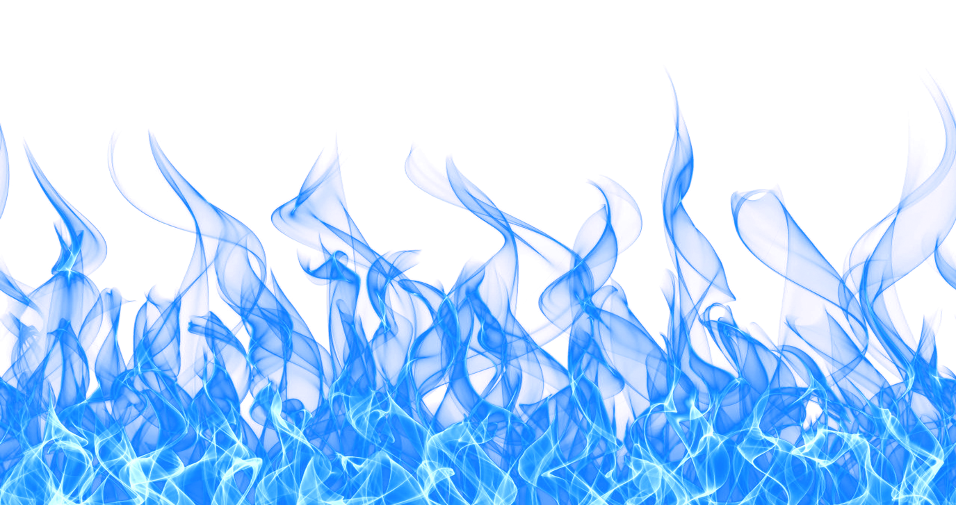 Blue background png. Flame hd transparent images
