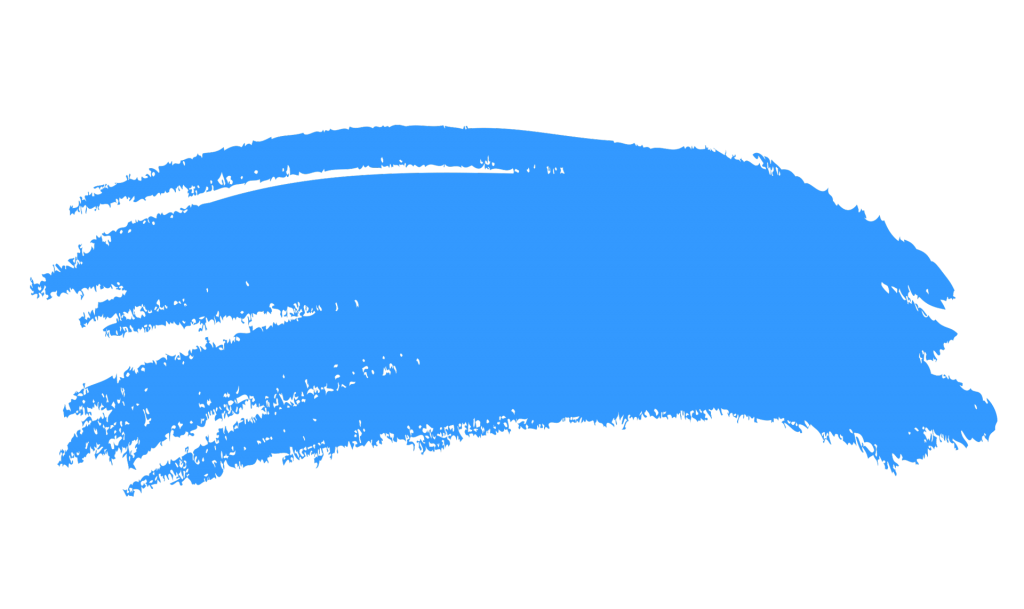 Brush stroke png. Blue paint peoplepng com