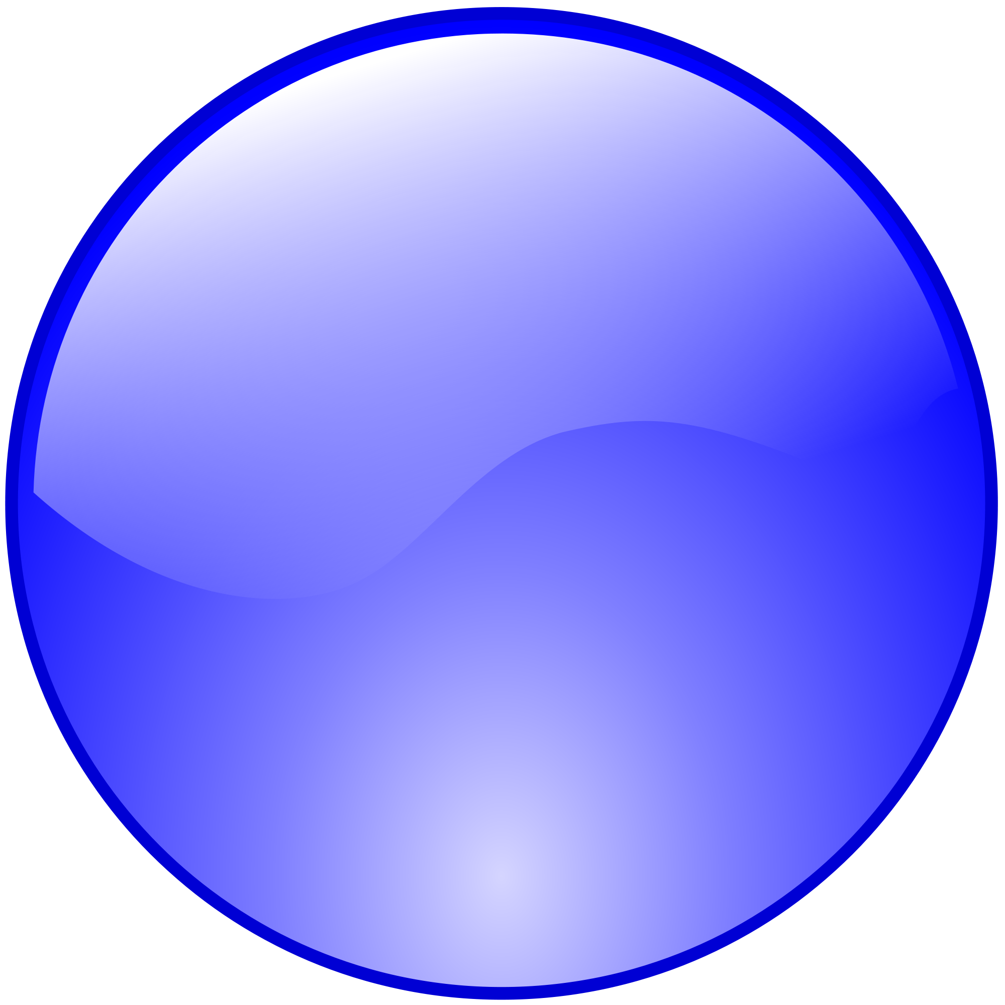 Website buttons png cricle. File button icon blue