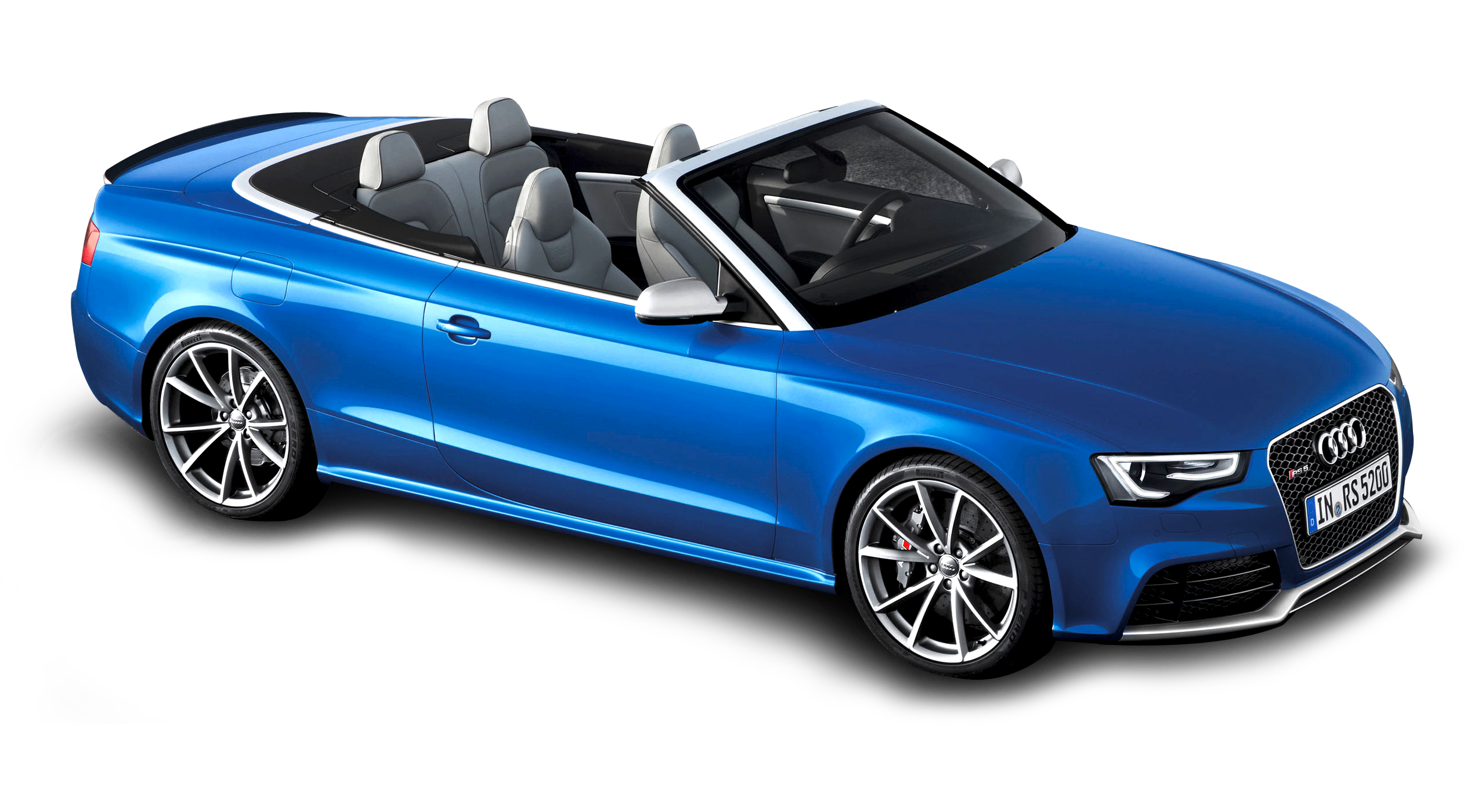 Blue car png. Audi free icons and