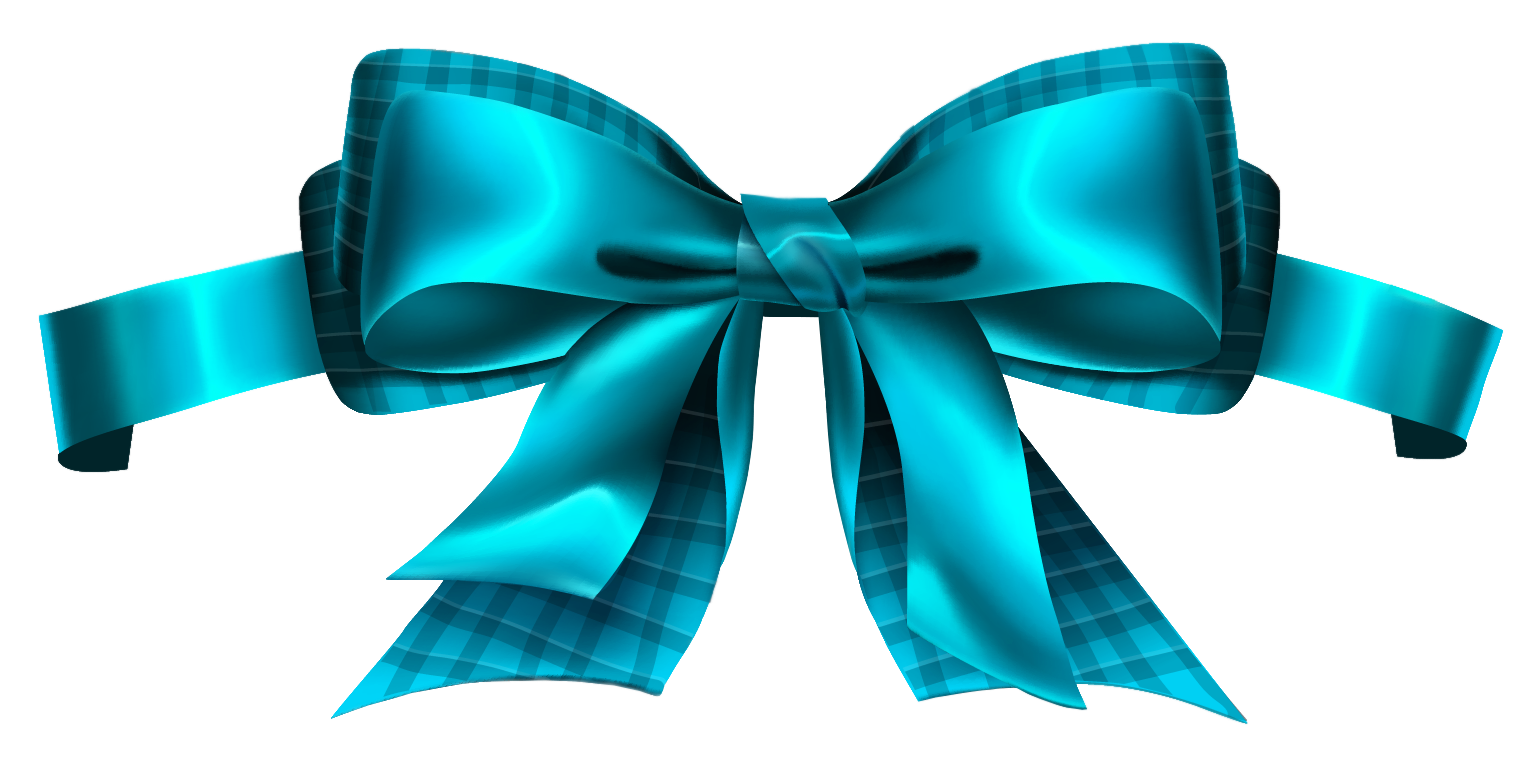 Blue checkered bow png. Vector lake svg library stock
