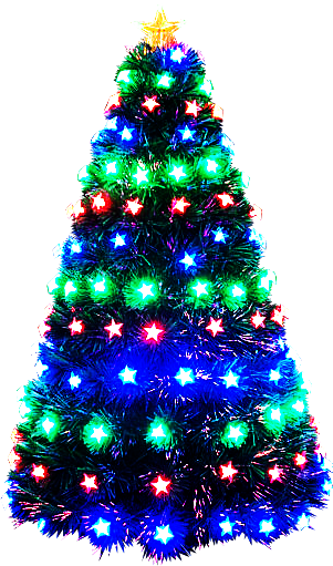 Blue christmas tree png. Misc by dbszabo on