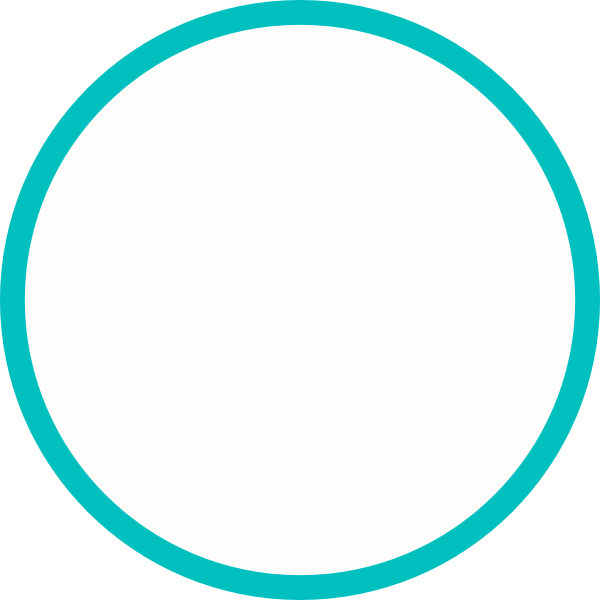 Blue clip art at. White circle outline png svg royalty free stock