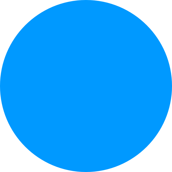 Blue circle png. Clip art at clker