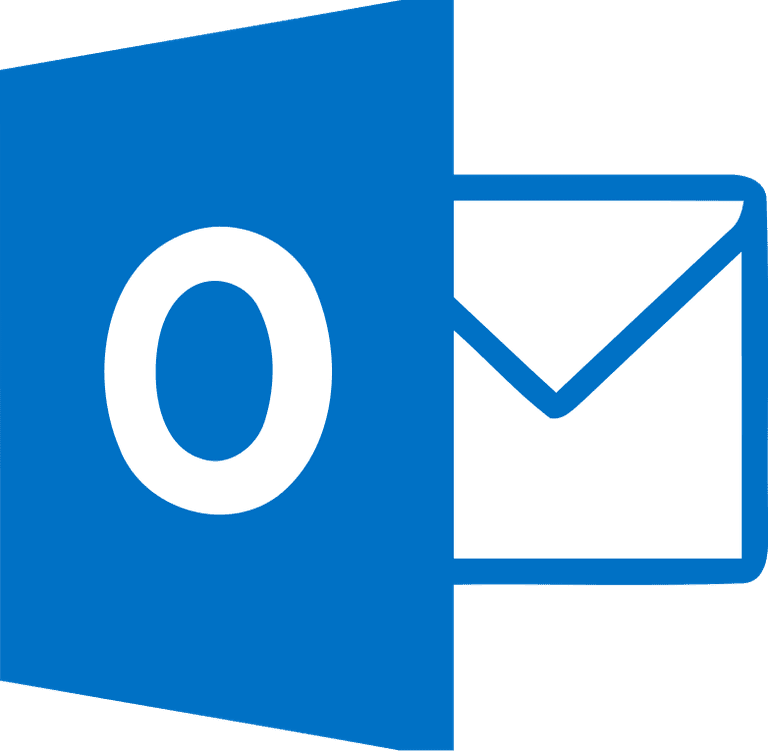 Blue clip move. How to email messages