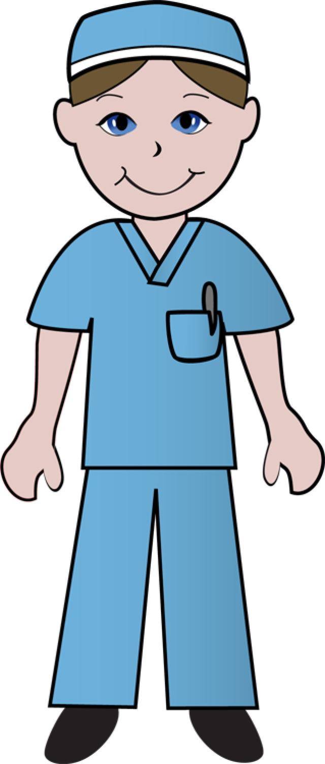 nurse clipart transparent