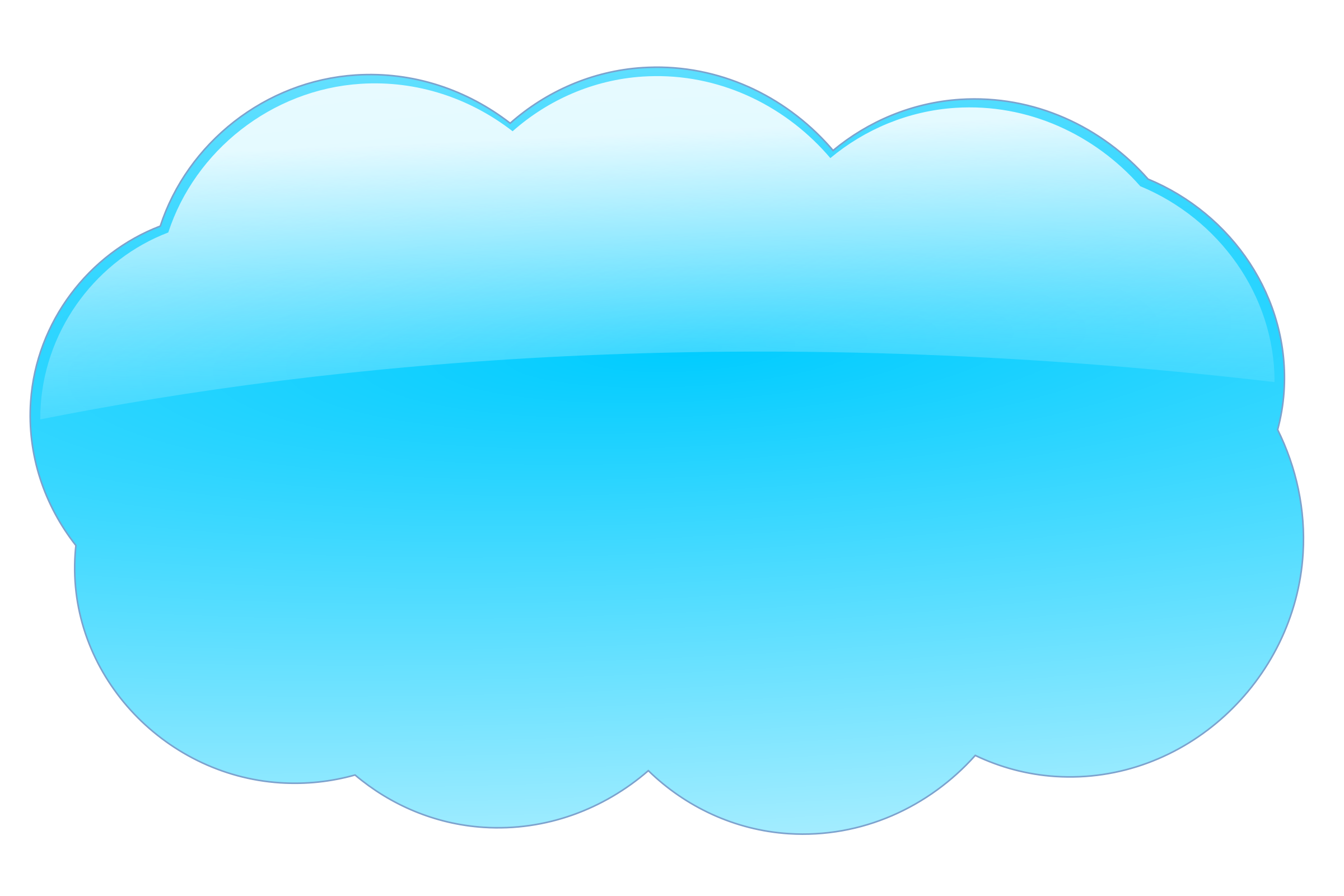 Blue cloud png. Icons free and downloads