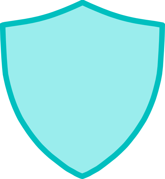 Blue crest png. Free shield clipart download