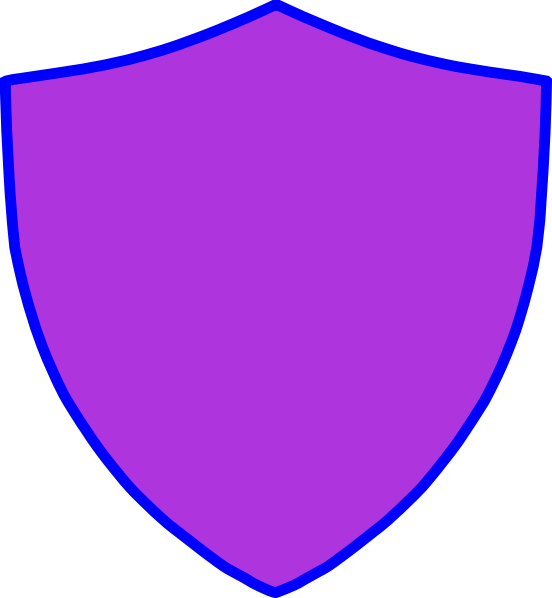 Blue crest png. New shield clip art