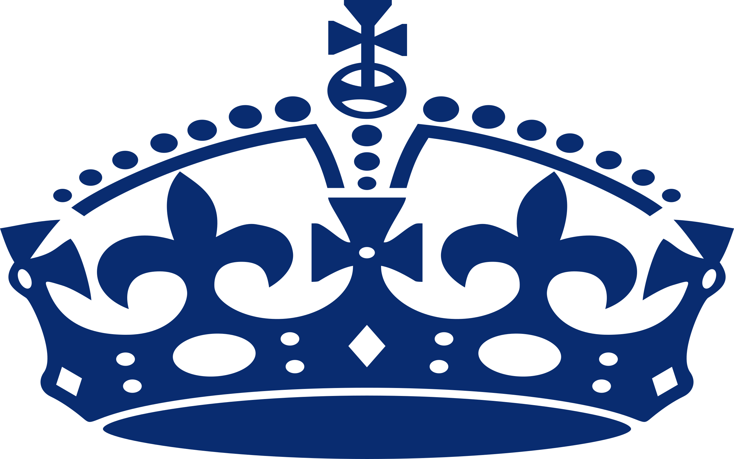 Blue crown png. Jubilee icons free and