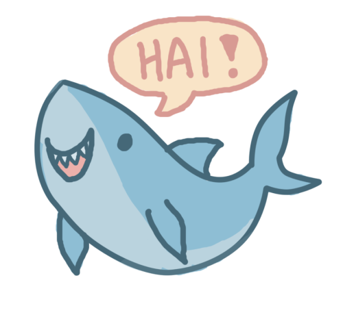 Thoughts drawing cute. Image result for sharks