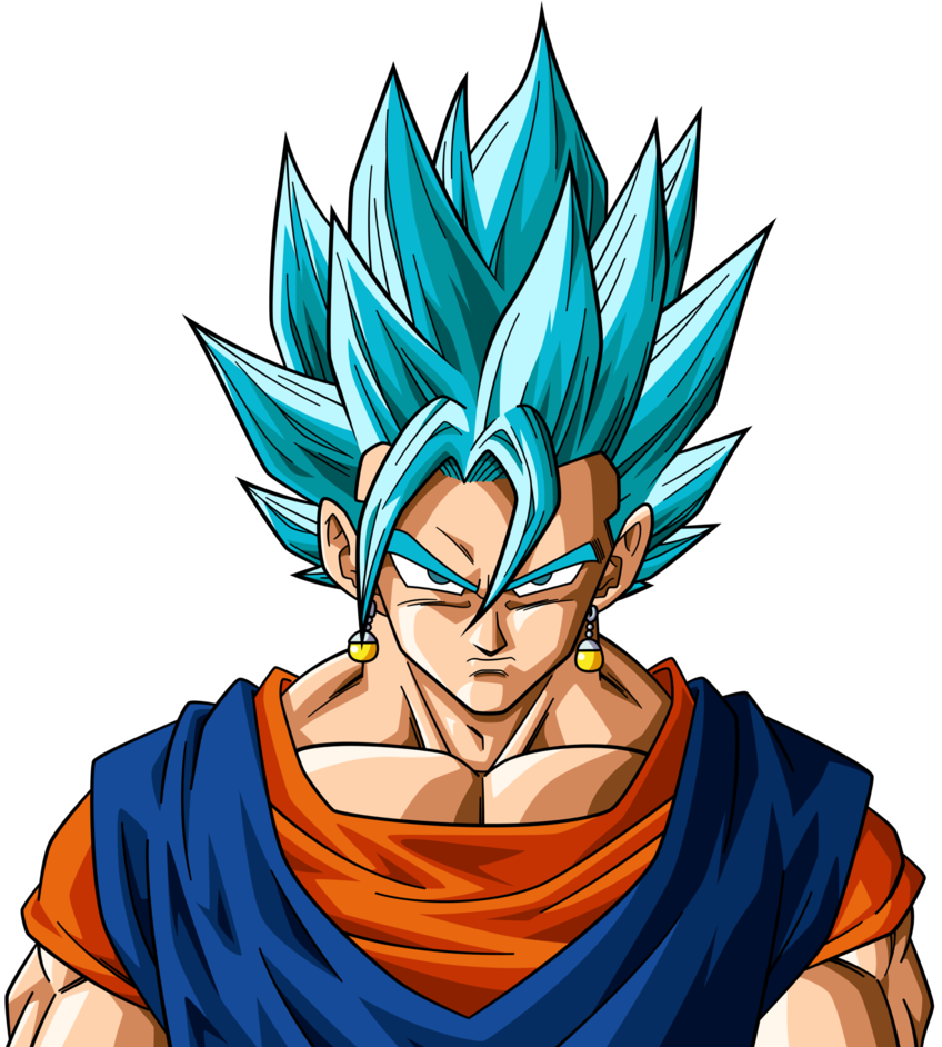 Blue drawing vegito. Pin by jacki fer
