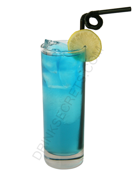 Blue drink png. Lagoon recipe all the