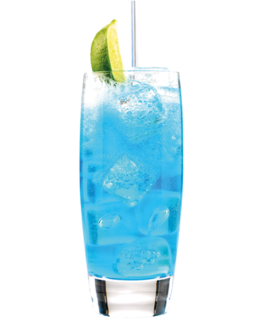 Blue drink png. Beetle de kuyper ingredients