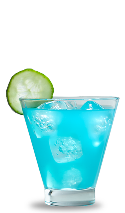 Blue drink png. Curacao syrup cocktail artist