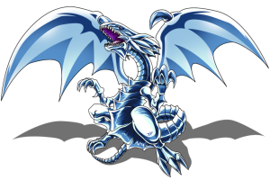 Blue eyes white dragon png. Images in collection page