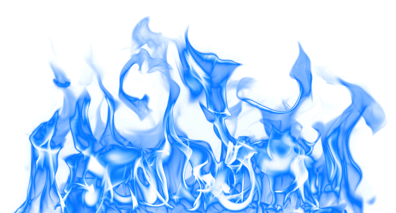 Png format images. Blue flame hd transparent