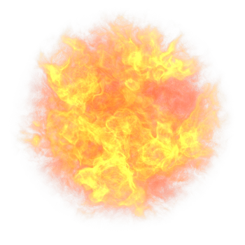 Blue fireball png. Images in collection page