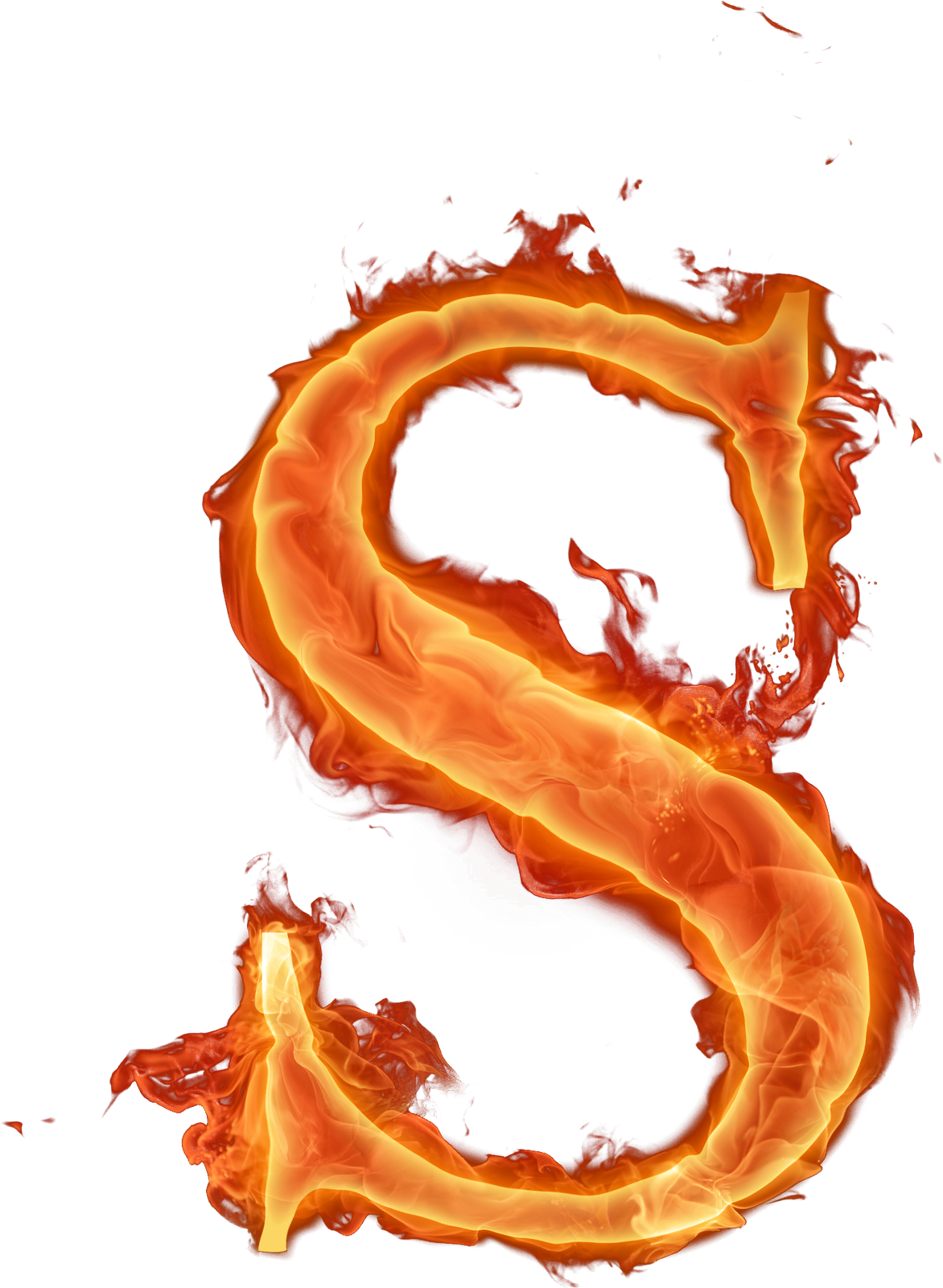 Fire letter l png. Letras fogo chama alfabeto