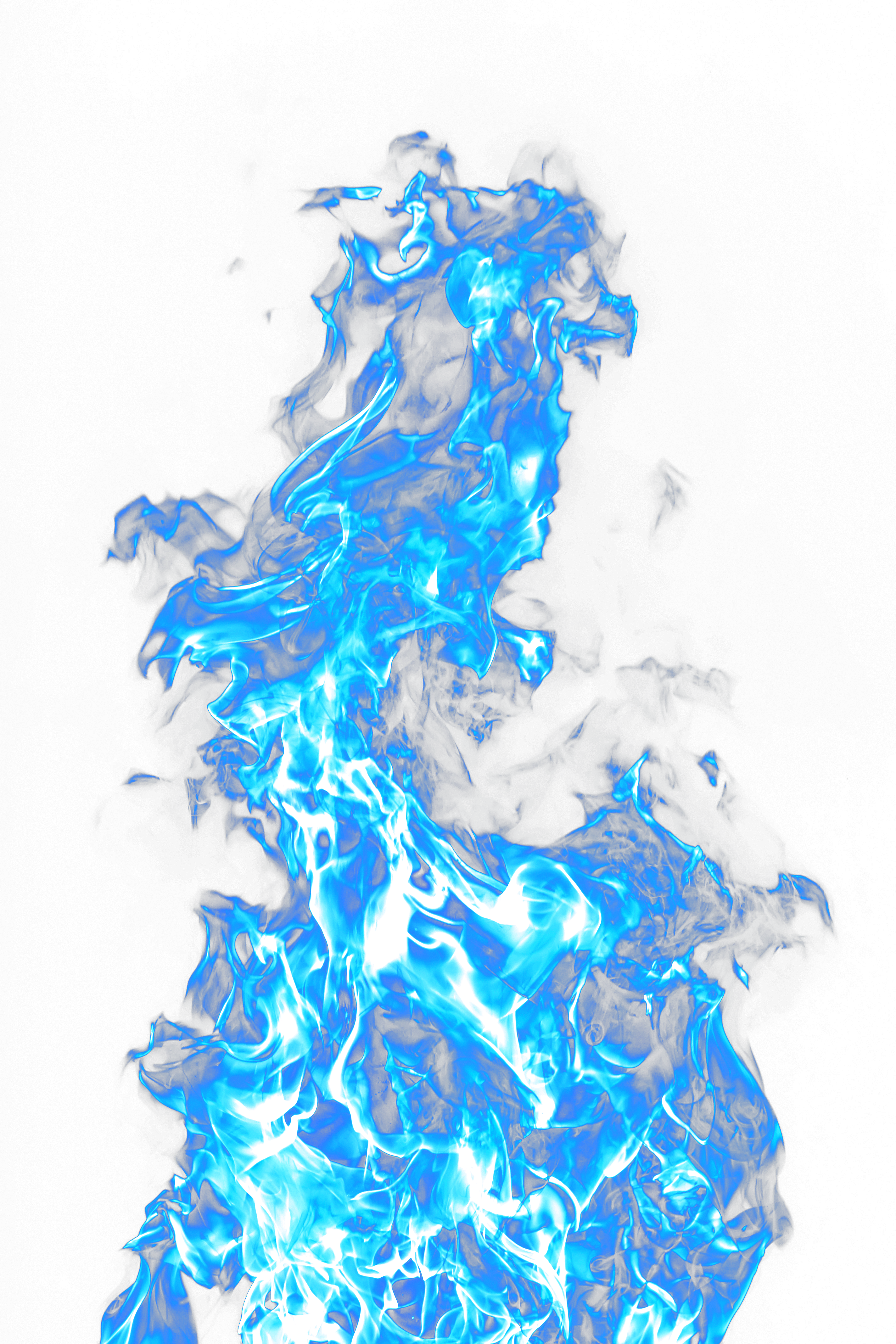 Blue flame png. Light beautiful transprent free