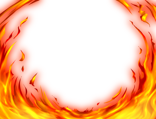 Real fire file mart. Gfx effect png clip black and white stock