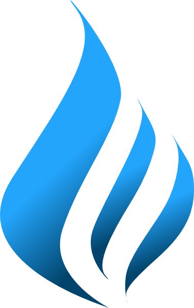 Blue flames png. Clipart free icons and