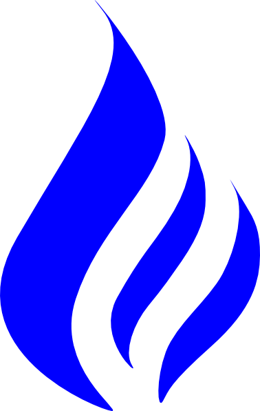 Blue flames png. Flame clip art at