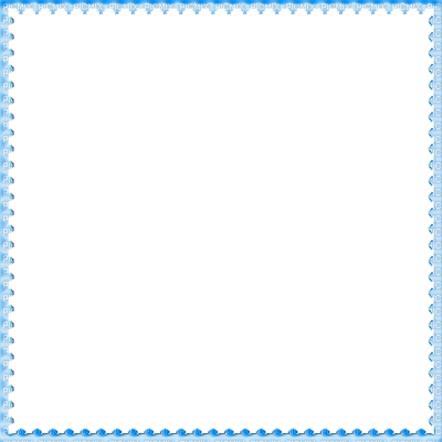 Summer border png. Blue frame file mart