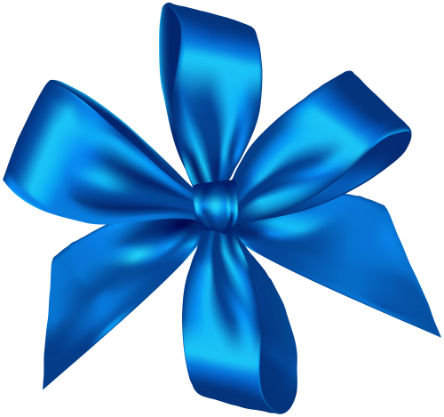 Blue gift bow png. Ribbon clipart printablers pinterest