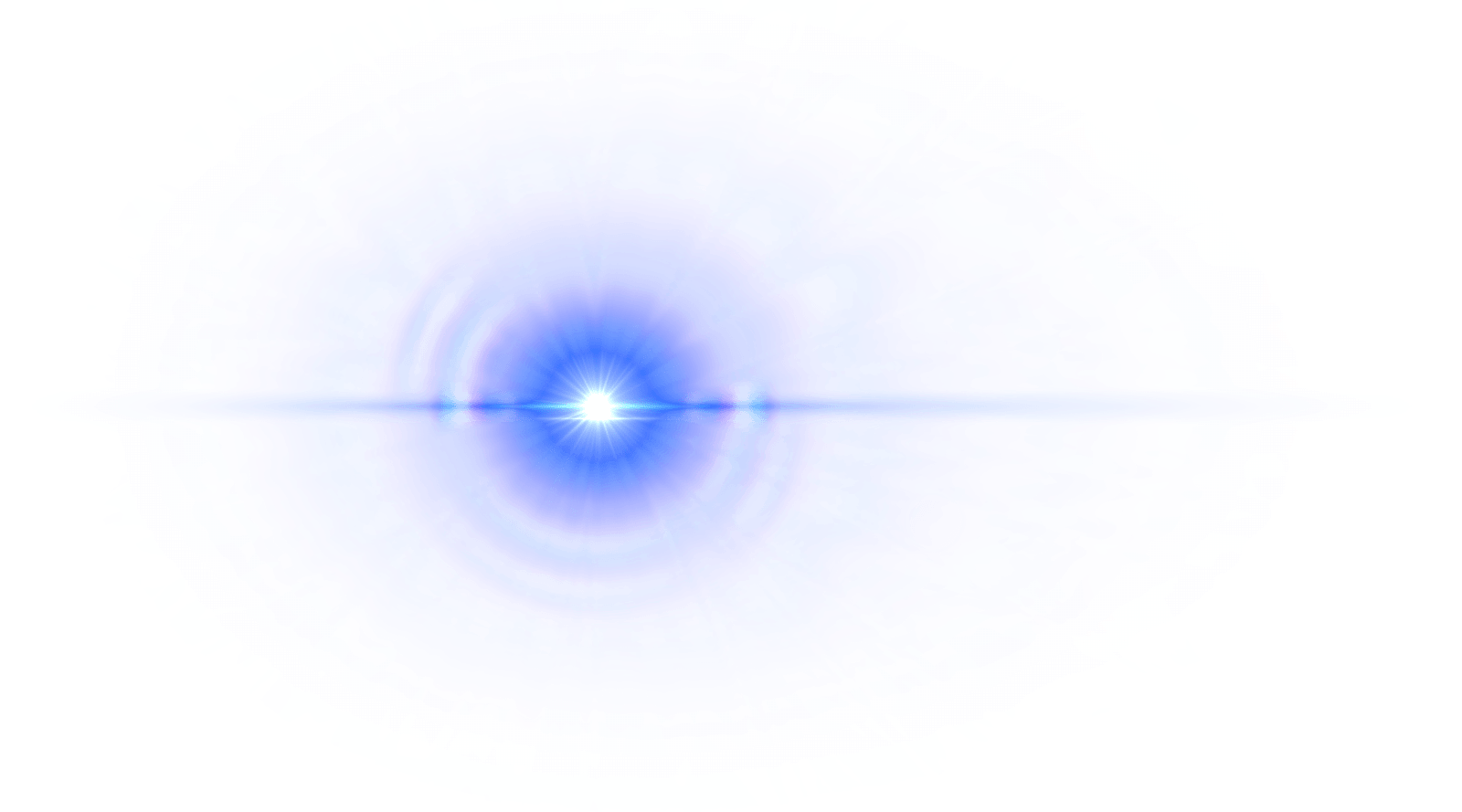 Blue glare png. Collection of free flared