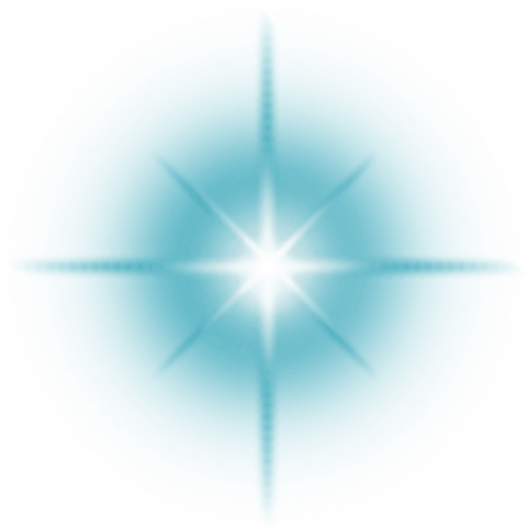 Blue glare png. Lens flares transparent images