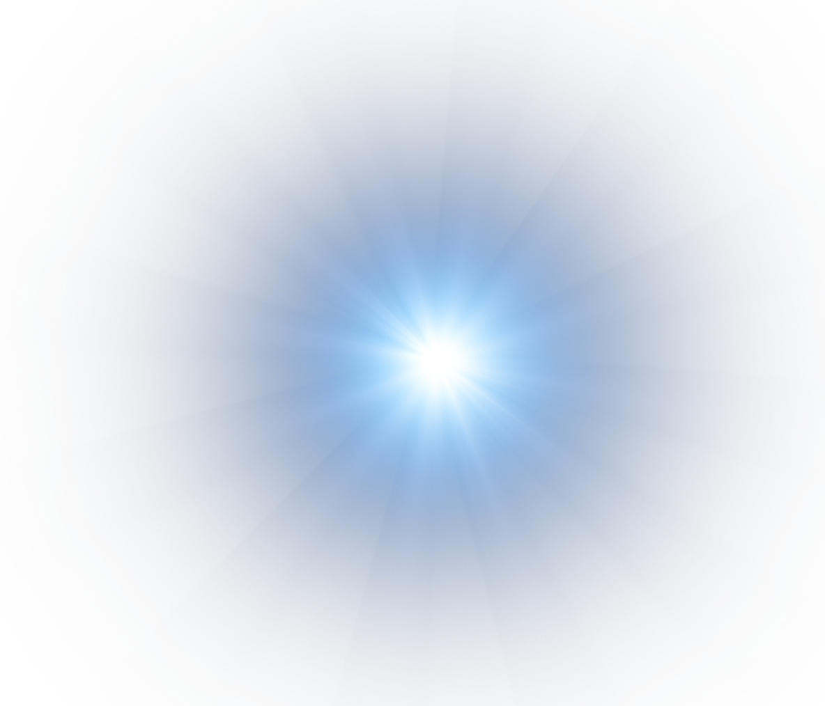 Blue glare png. Light download sun rays