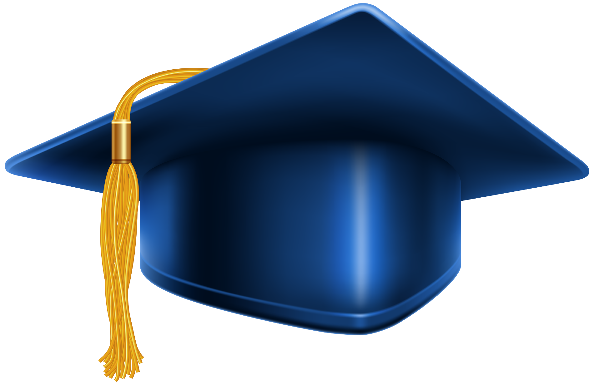 Blue graduation cap png. And diploma clipart free