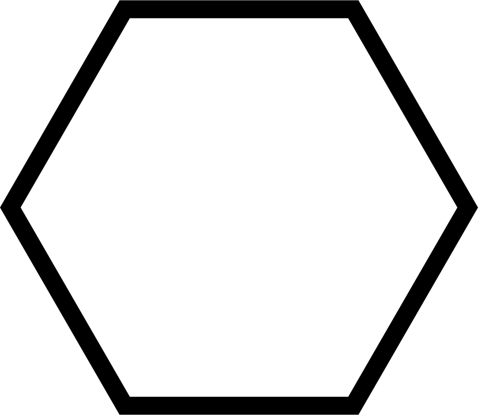 Png hexagon. Free icon download blue