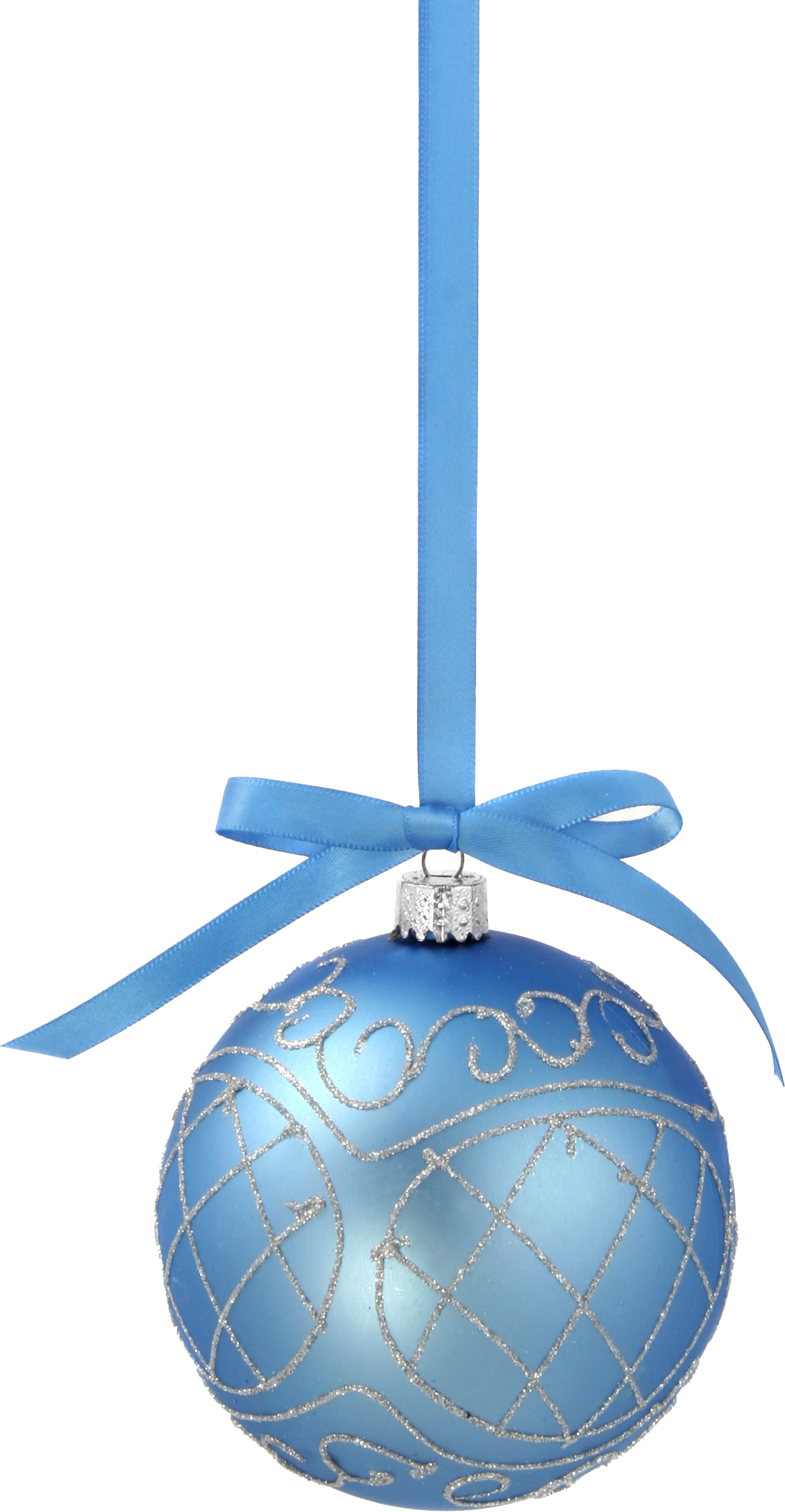 Blue holiday ornaments png. Christmas images download ball