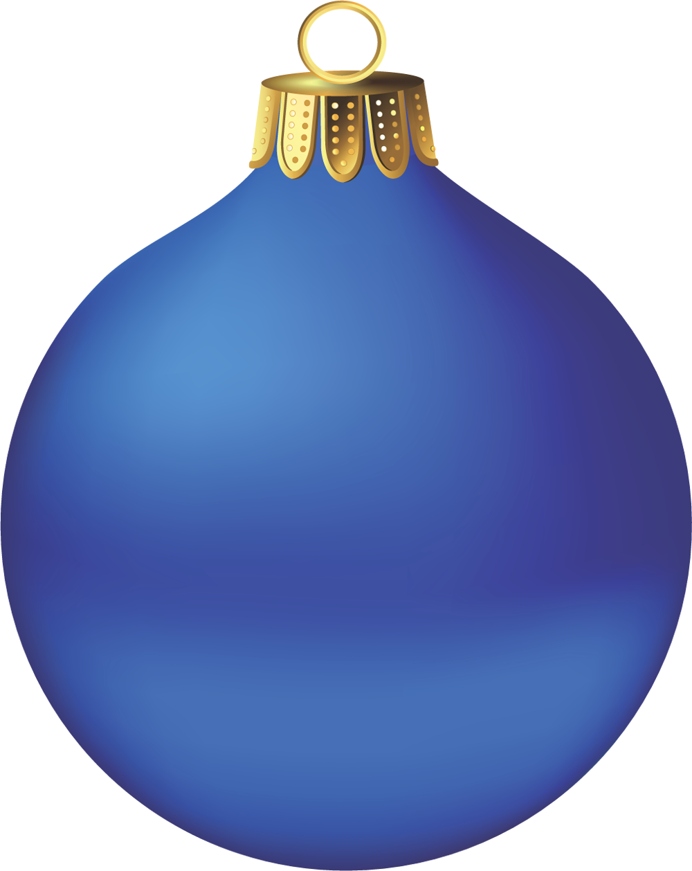 Blue holiday ornaments png. Collection of christmas