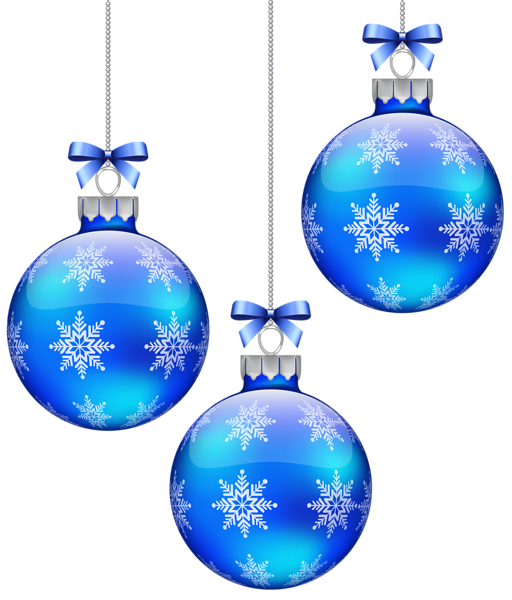 Blue holiday ornaments png. Gallery free clipart pictures