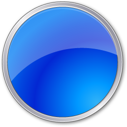 Circle icon png. Blue free icons and