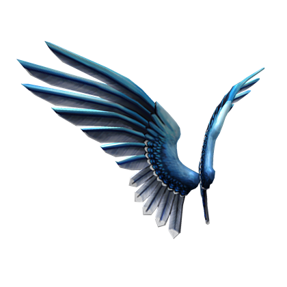 Blue jay png. Image wings roblox wikia