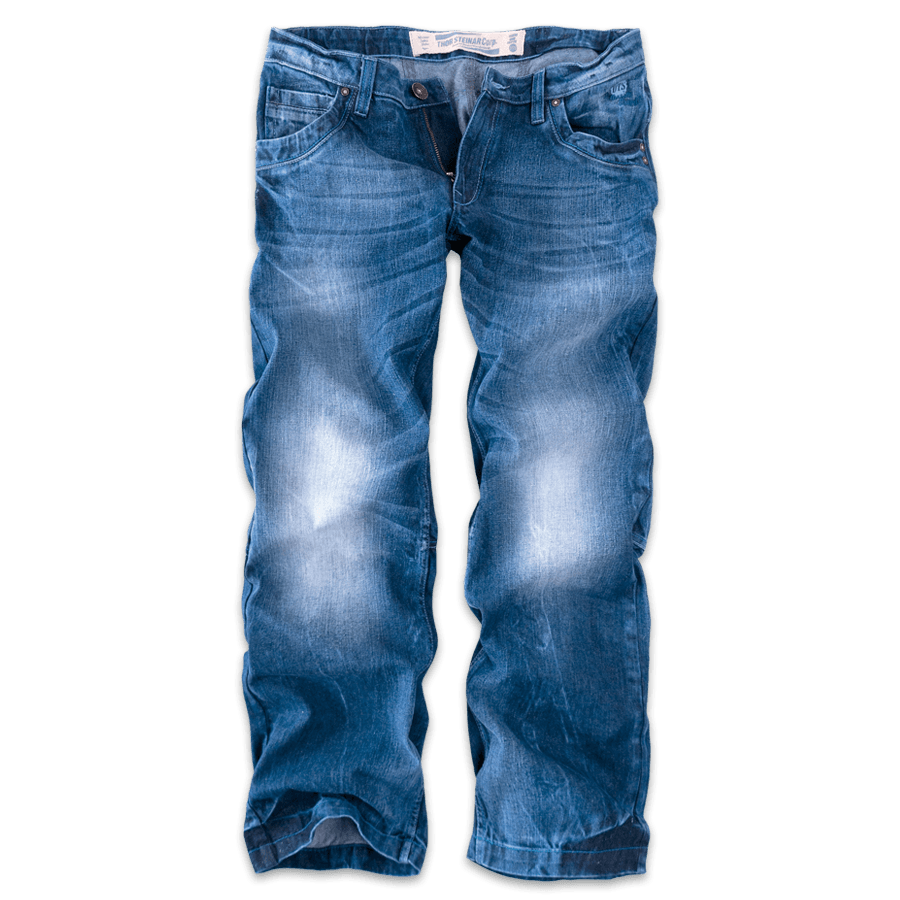 Blue jeans png. Pair of transparent stickpng