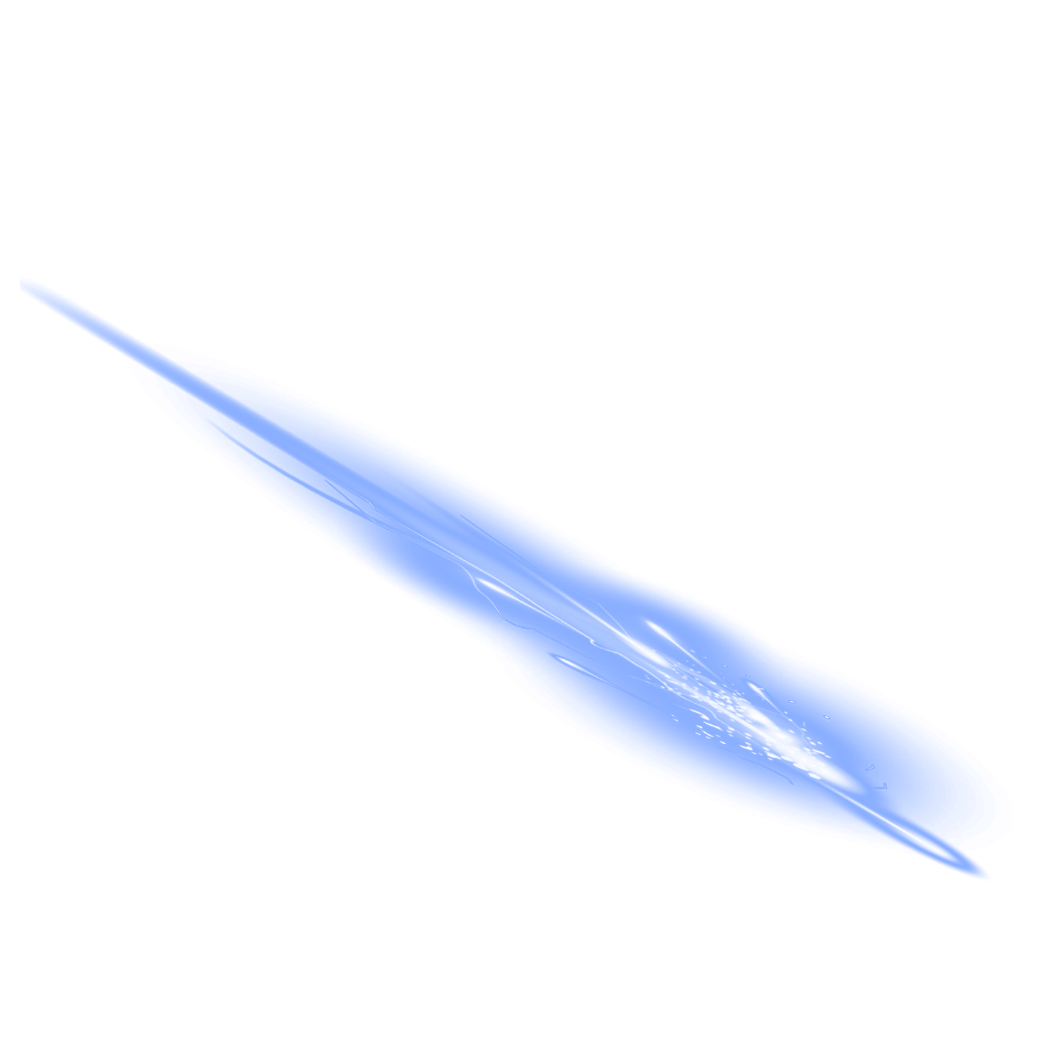 Laser png. Light blue beam transprent