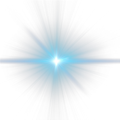 Blue light png. Flare download image arts