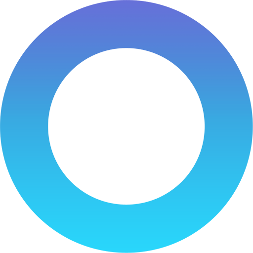 Blue loading png. Circle icon size free
