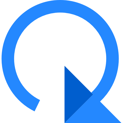 Blue loading png. Icon page svg