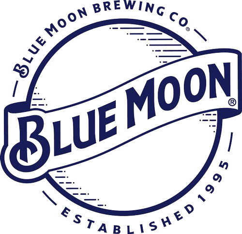 Blue moon logo png. The hop review beer