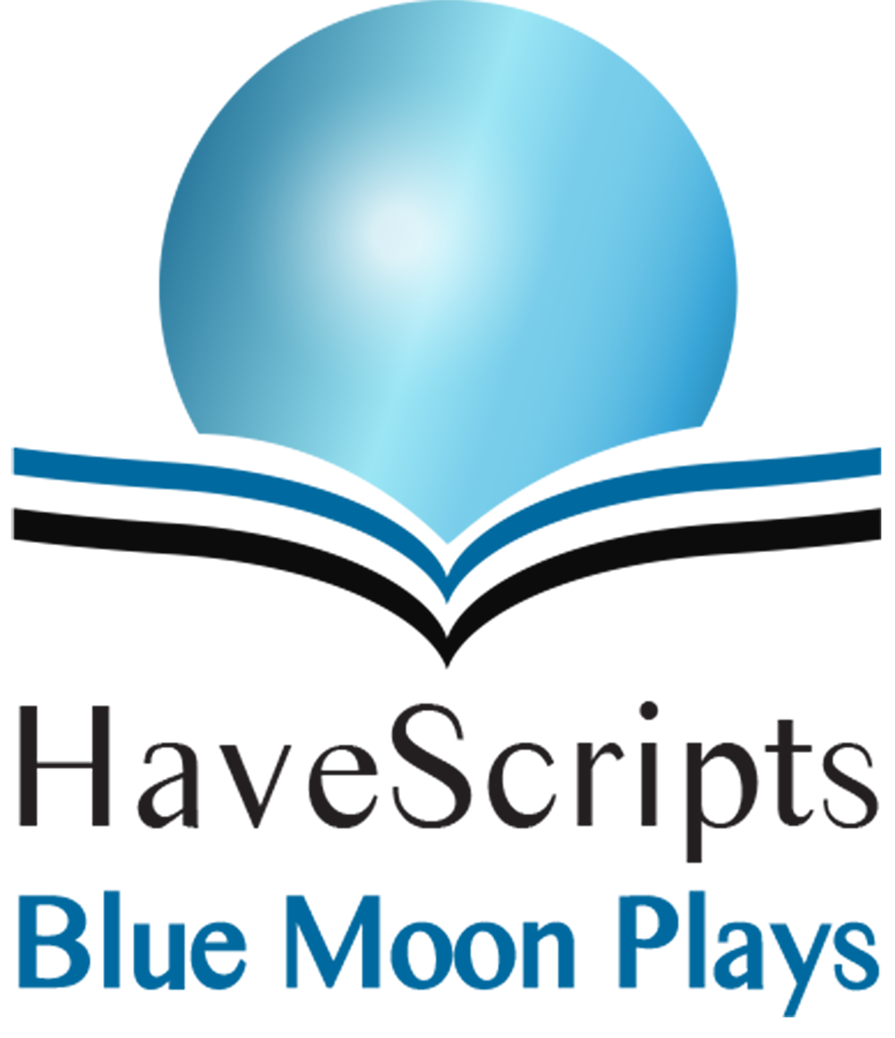 K have scripts plays. Blue moon logo png clip free