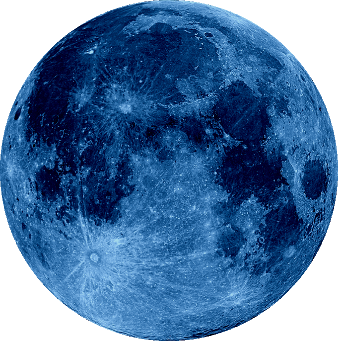 Blue moon png. Hd transparent free icons